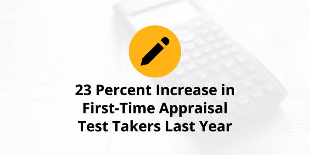 23 Percent Increase In First Time Appraisal Test Takers Last Year Brightpath Education Services